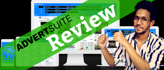 AdvertSuite Review | Multiple your Income with Facebook Ads in any Niche